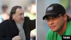 Дик Адвокаат и Сергей Овчинников: уволенные тренеры