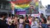 Бэрлін, гей-парад 27 ліпеня 2019, фота Юліі Міцюхінай.