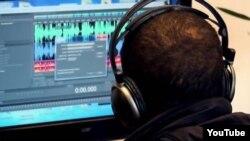 Audio montaža, ilustrativna fotografija