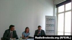 Варшавська прес-конференція «Політичні репресії в Україні – загроза стабільності у Центральній Європі», Варшава, 26 травня 2011 року