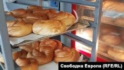 Снимка от пекарната на семейство Михови