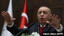 Президент Туречини Реджеп Ердоган
