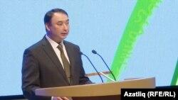 Башкортстан мәгариф министры вазифасын башкаручы Айбулат Хаҗин
