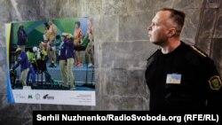 «Чемпіон у кожному». Фотографії паралімпійців на виставці у Києві (фотогалерея)