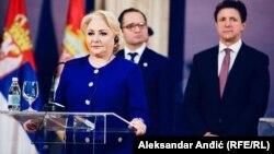 Kryeministrja rumune, Viorica Dancila