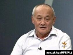 Профессор Айылчы Сарыбаев