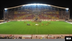 На градскиот стадион вечерва Работнички и Ливерпул ќе ги одмерат силите
