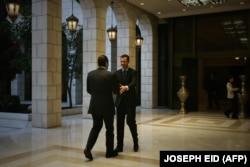 در دیدار با بشار اسد در دمشق/ دسامبر ۲۰۰۹