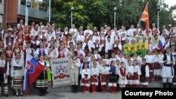 Меѓународниот фолклорен студентски фестивал во 2011 година.