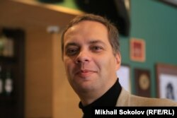 Russian opposition figure Vladimir Milov (file photo)