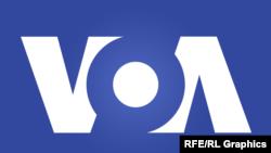 Логотип «Голосу Америки»