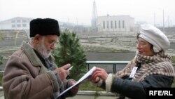 Президентські вибори в Криму, голосування в Сімферополі