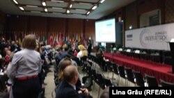 """La conferința OSCE de la Viena """"Jurnaliștii sub atac"""", 12 aprilie 2019"""