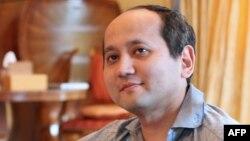 Мұхтар Әблязов. 15 тамыз 2010 жыл.