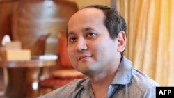 Қазақстандық оппозициялық тұлға әрі бұрынғы банкир Мұхтар Әблязов.