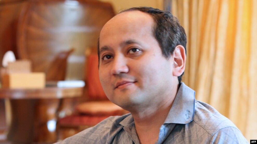 Dissident Kazakh oligarch Mukhtar Ablyazov in 2010