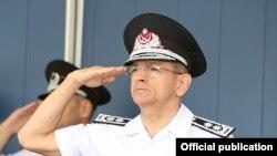 Azerbaijan -- Madat Guliyev, the Head of State Security Service