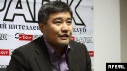 """Дархан Қалетаев, """"Самұрық қазына"""" әл-ауқат қорының атқарушы директоры"""