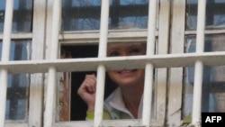 Former Ukrainian Prime Minister Yulia Tymoshenko is serving a seven-year sentence for alleged abuse of power.