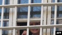 Юлия Тимошенко халыкка хәзер әнә шулай күренеп ала