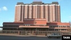 «Պրեզիդենտ հոթել» հյուրանոցը Մոսկվայում