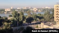 Pamje nga Bagdadi i Irakut