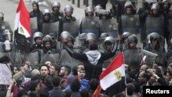 Протестите во Каиро