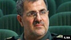محمد پاکپور، فرمانده نیروی زمینی سپاه پاسداران.