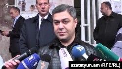 Директор Службы национальной безопасности Армении Артур Ванецян