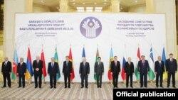 Türkmenistan 2012-nji ýylda hem GDA guramasyna başlyklyk edipdi.