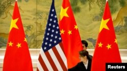 Газета стверджує, що китайські дипломати були затримані на території військової бази в штаті Вірджинія