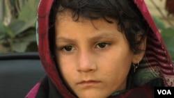 Пакистанская девочка, проданная в сексуальное рабство за долги семьи