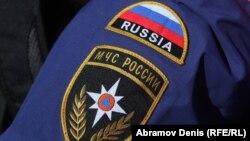 Шеврон МЧС России (Иллюстративное фото)