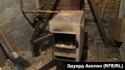 Газовая печь, иллюстративное фото.