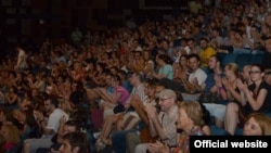 Publika festivala Cinema City, 2012.