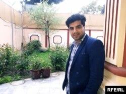 Jurnalistul Abadullah Hananzai , ucis in atacul terorist de la Kabul, 30 aprilie 2018
