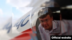 Журналист ВГТРК Павел Зарубин.