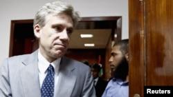 سفیر کشته شده آمریکا در بنغازی