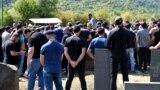 Georgia -- Pankisi gorge. Cemetery. Tbilisi, 30Aug2019