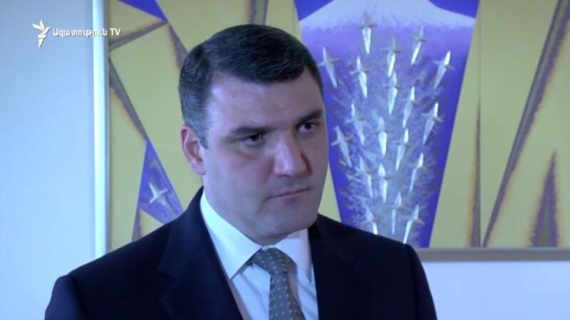 Գևորգ Կոստանյանը՝ ԱԺ պետաիրավական հարցերի մշտական հանձնաժողովի նախագահի թեկնածու