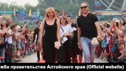 Открытие Шукшинского фестиваля (архивное фото)