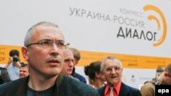 Организатор конгресса Михаил Ходорковский
