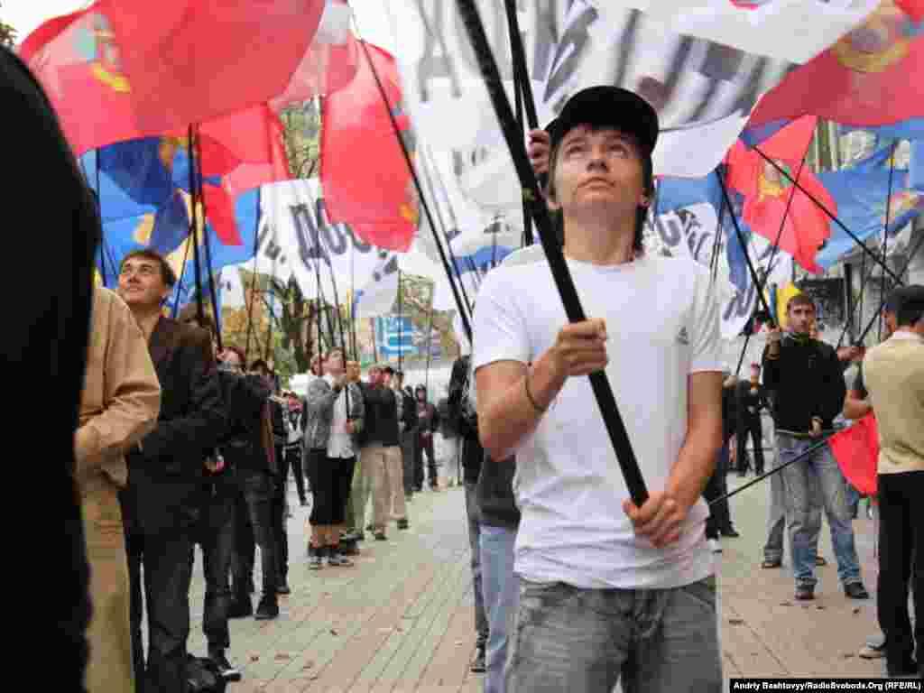 Опоненти Тимошенко.