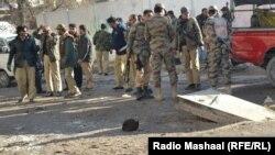 Пакистанські силовики в місті Кветта, 13 січня 2016 року