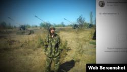 Фотографії російських військових, які доводять військову агресію Росії проти України