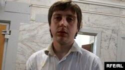 Артур Фінькевіч у шпіталі, 8 ліпеня.
