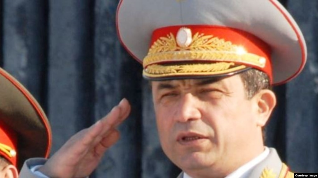 Khoji Halim Nazarzoda, a former deputy Tajik defense minister, was accused of conveying instructions from Iran to carry out assassinations.