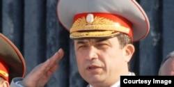 Генерал-майор Абдухалим Назарзода.
