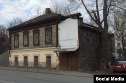 Дом 78 на улице Волкова - до восстановления (фото Юрия Балашова)