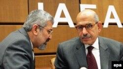 آقای سلطانیه گفته است که نه برنامه غنی سازی اورانیوم متوقف می شود و نه سطح همکاری با آژانس کاهش می یابد.
